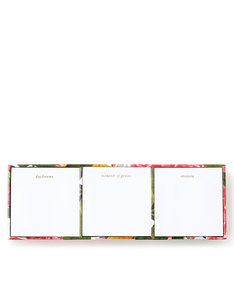 Kate Spade Sticky Note Set Floral