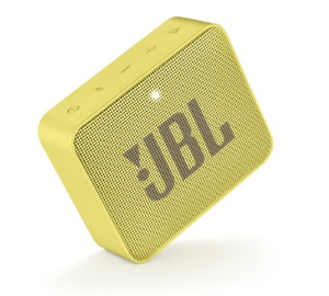 JBL GO 2 Yellow Portable Bluetooth Speaker