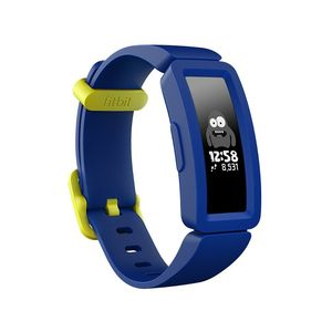 Fitbit Ace 2 Night Sky/Neon Yellow Clasp Activity Tracker