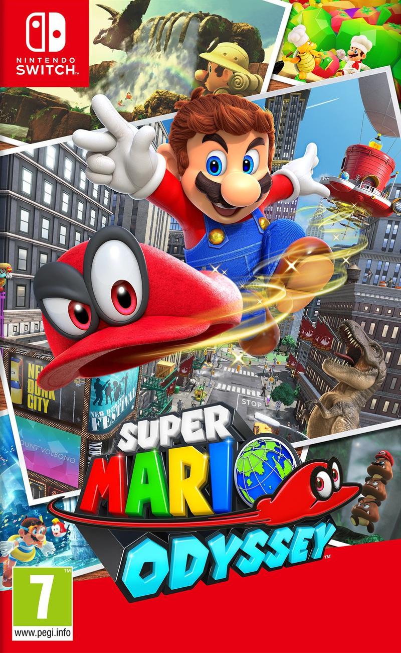 Super Mario Odyssey Nintendo Switch Games Nintendo Switch Gaming Virgin Megastore