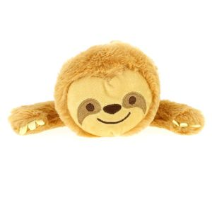 Blueprint Happy Zoo Just Hangin' Pencil Case Plush Sloth