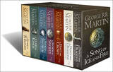 A Game of Thrones: The Story Continues: The Complete Box Set of All 7 Books