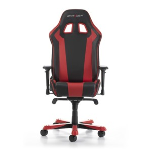 DXRacer King Series Black/Red Gaming Chair