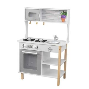 Kidkraft All Time Play Kitchen With Accessories White