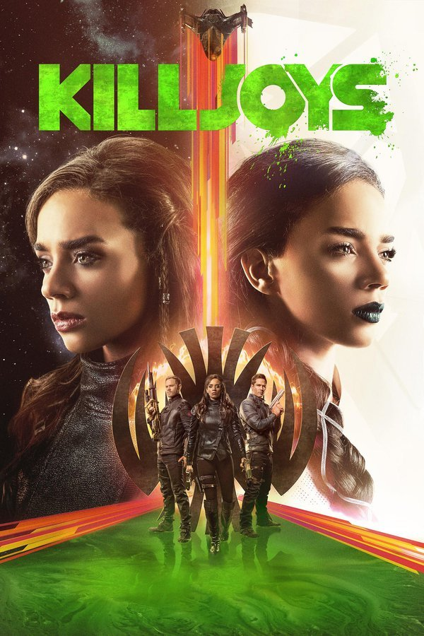 Killjoys: Season 2 [3 Disc Set]