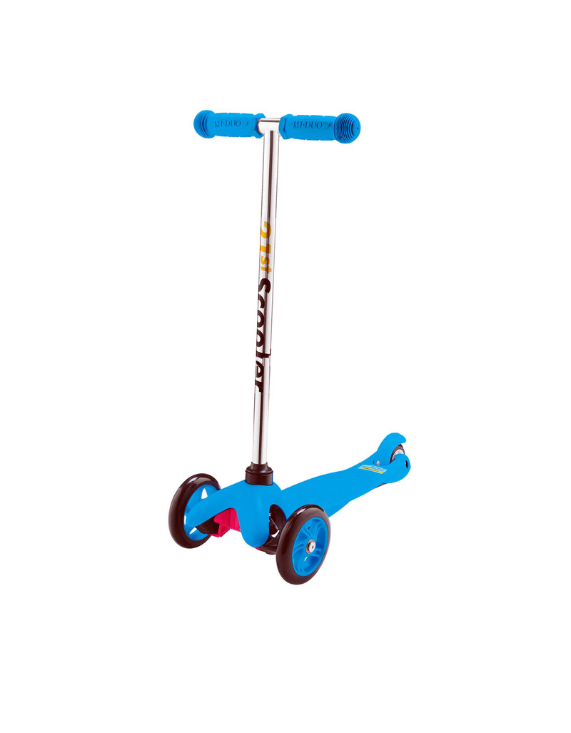 Kikx Mini Scooter Blue