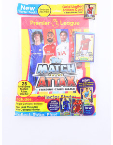 Match Attax Premier League 2018 Starter Pack