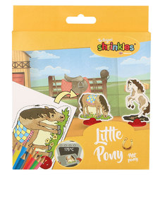 Shrinkles Little Pony Mini Pack