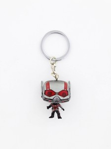 Funko Pop Ant-Man & Wasp Ant-Man Boble-Head Vinyl Keychain