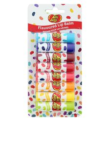Jelly Belly Party Pack Lip Balm [Pack of 8]
