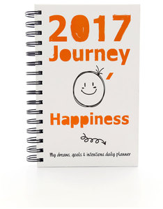W2W 2017 Journey O'Happiness Diary