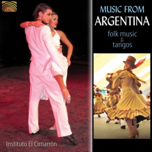 MUSIC FROM ARGENTINA FOLK MUSIC & TANGOS