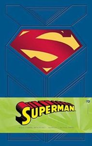 Superman Hardcover Ruled Journal Large