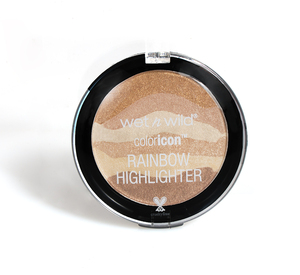 Wet N Wild Color Icon Rainbow Highlighter Bronze Over The Rainbow