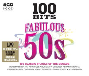 100 Hits-Fabulous 50's
