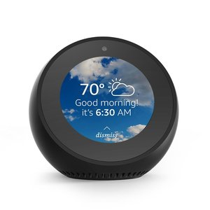 Amazon Echo Spot Smart Speaker Black