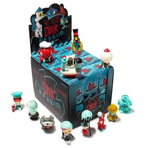 Kidrobot Dark Harbor Mini Figure Series By Kathie Olivas & Brandt Peters Blind Box [Includes 1]