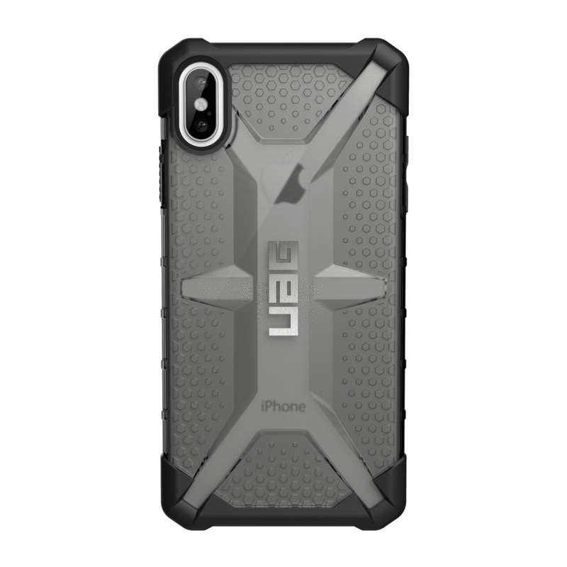 info for bc2e3 44f35 Urban Armor Gear Plasma Case Ash for iPhone XS Max