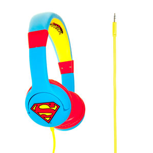 Mr Men & Little Miss Super Man Man Of Steel Headphones