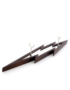 Noble Collection Harry Potter Lightning Bolt Wand Display