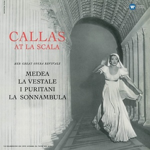 Callas At La Scala (Studio Recital)