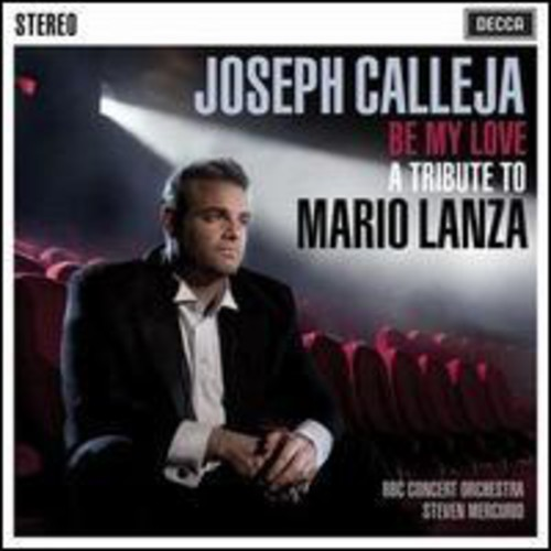 BE MY LOVE: TRIBUTE TO MARIO LANZA (HOL)