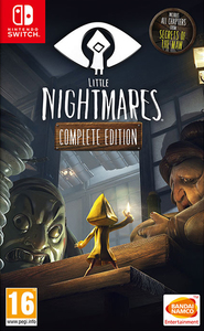 Little Nightmares: Complete Edition [Pre-owned]