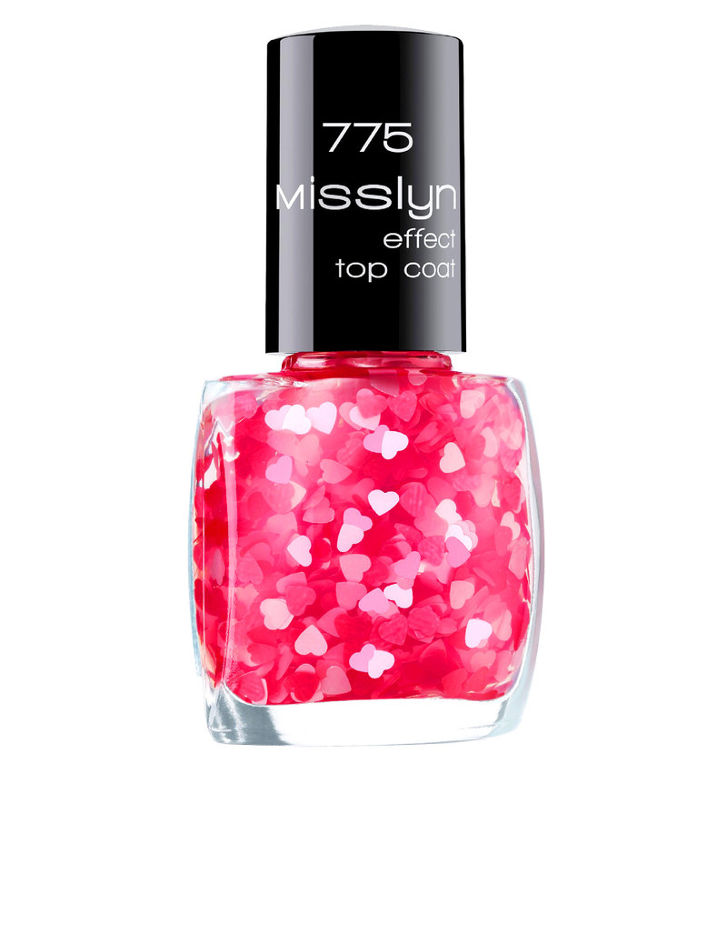 Misslyn Effect Top Coat No.764 Mon Amour | Nails | Beauty | Virgin ...