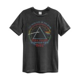 Amplified Pink Floyd 1972 Tour Men's T-Shirt Charcoal