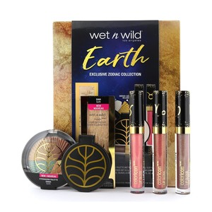 Wet N Wild Zodiac Set Earth Element