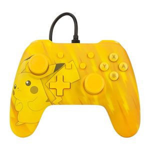 Power A Pokemon Pikachu Static Wired Controller for Nintendo Switch