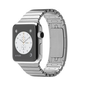 Apple Watch 38mm Stainless Steel Case Link Bracelet