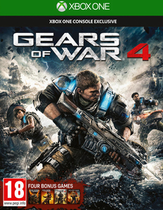 Gears of War 4 [Pre-owned]