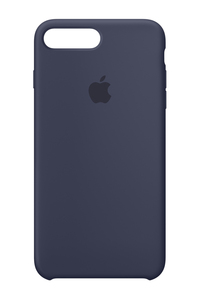 Apple Silicone Case Midnight Blue for iPhone 8 Plus/7 Plus