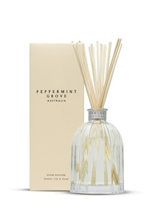 Peppermint Grove Burnt Fig & Pear Diffuser 200ml