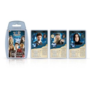 Winning Moves Top Trumps Harry Potter Card Game