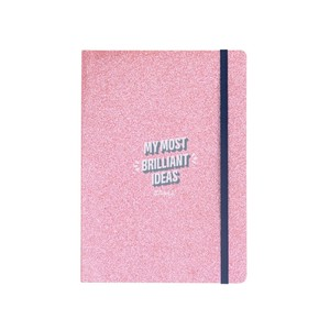 Glitter Collection Shine Brighter Everyday Notebook Small