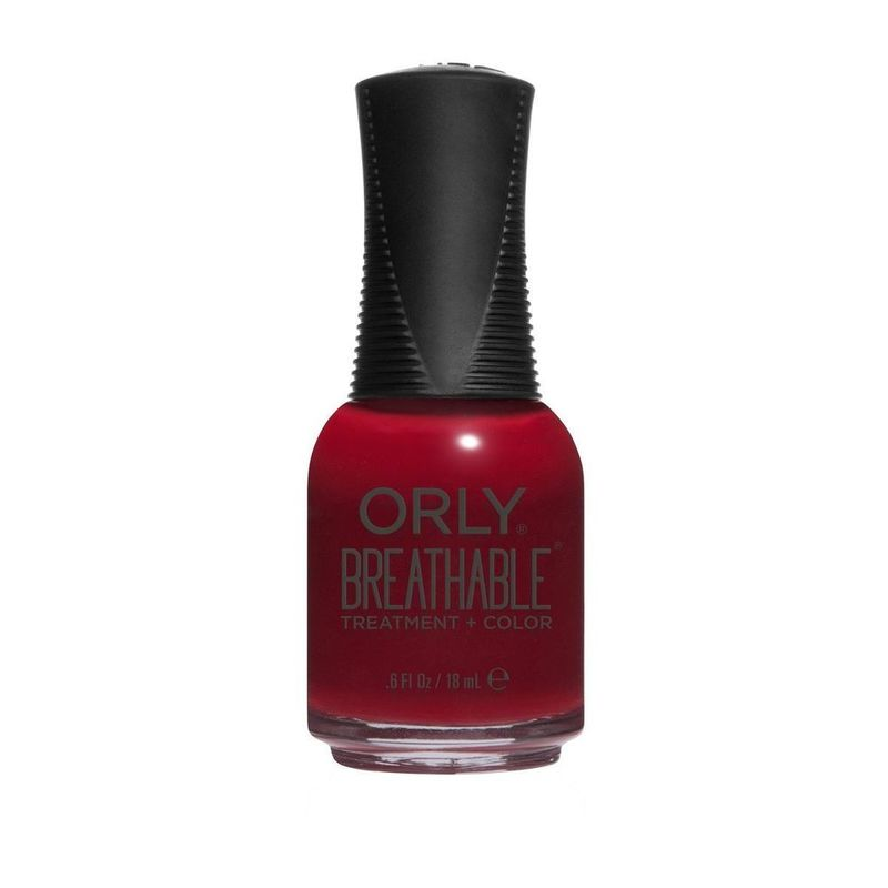 Orly Breathable Nail Treatment + Color Namaste Healthy 18ml