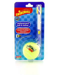 Ball & Tether For Super Swingball