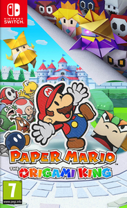 Paper Mario The Origami King - Nintendo Switch