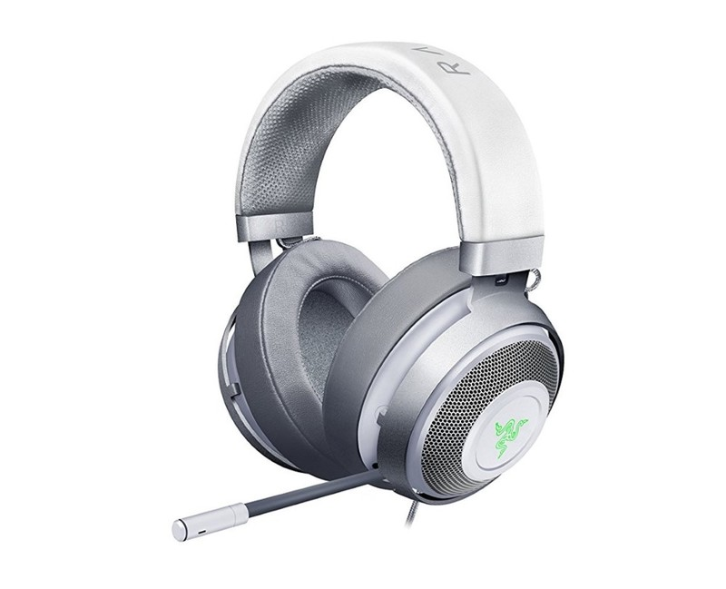 Razer Kraken 7 1 V2 Ova Headset Mercury Edition