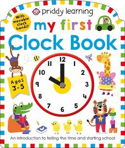 My First Clock Book