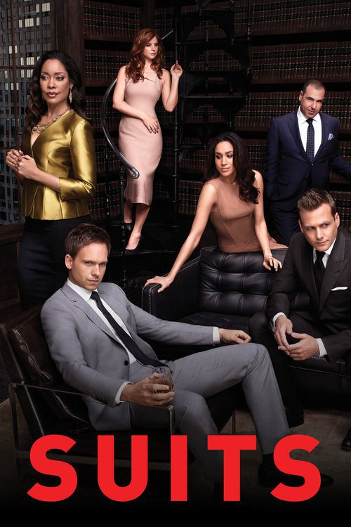 Suits: Season 1-7 [28 Disc Set]