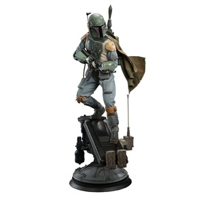 Sideshow Star Wars Episode V Boba Fett Figure