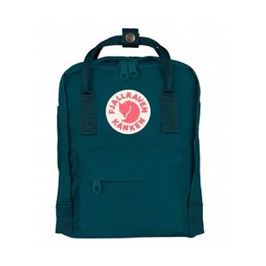 Fjallraven Kanken Mini Backpack Glacier Green