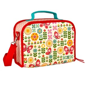 Petit Collage Butterflies Insulated Lunchbox