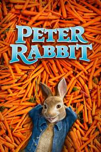 Peter Rabbit [4K Ultra HD] [2 Disc Set]