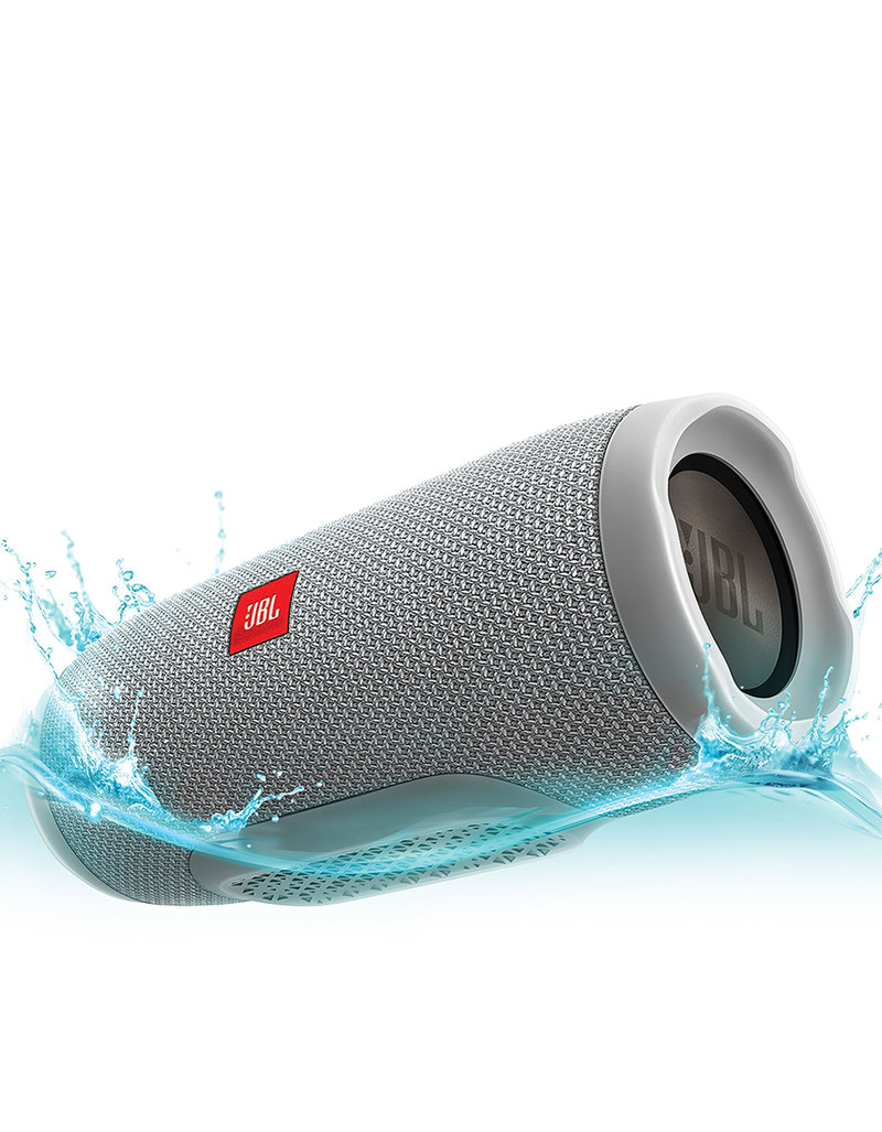 JBL Charge 3 Gray Bluetooth Speaker