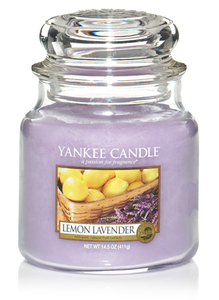 Yankee Candle Classic Medium Jar Lemon Lavender