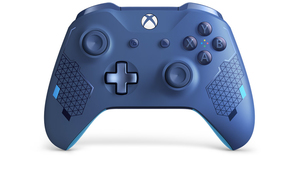 Microsoft Sport Blue Special Edition Controller for Xbox One
